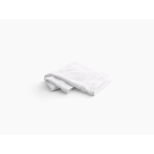 """Truffle Hand Towel With Terry Weave, 18"""" X 30"""""""