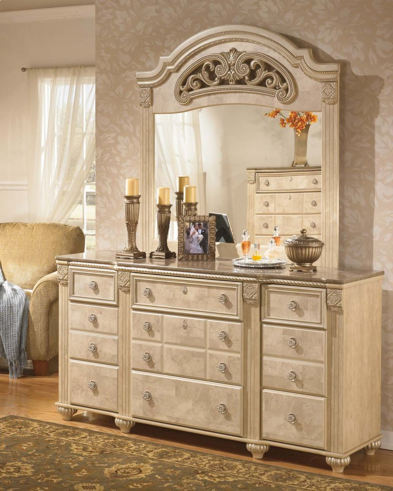 B in by Ashley Furniture in Peoria IL Bedroom Mirror