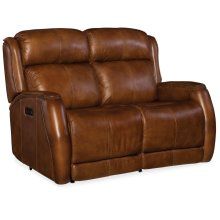 Living Room Emerson Power Recliner Loveseat w/ Power Headrest