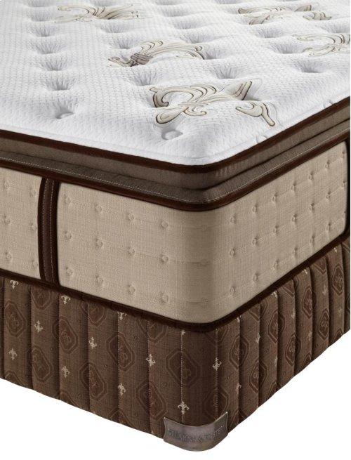 Estate Collection - Oak Terrace V - Luxury Plush - Euro Pillow Top - King - Mattress Only