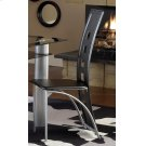 Astro Metal Dinette Chair - Black Product Image