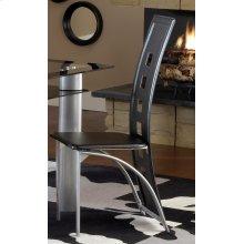 Astro Metal Dinette Chair - Black