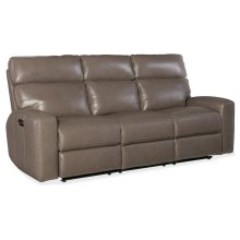 Living Room Mowry Power Recliner Sofa w/ Power Headrest