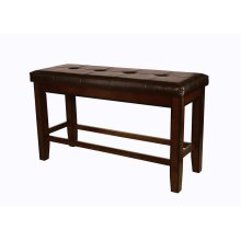 Eli Brown Counter Height Bench