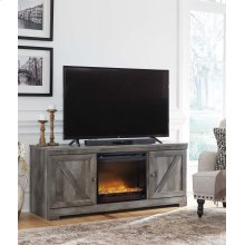 Wynnlow - Gray 2 Piece Entertainment Set
