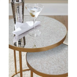 Ashley FurnitureSIGNATURE DESIGN BY ASHLEYAccent Table Set (2/CN)