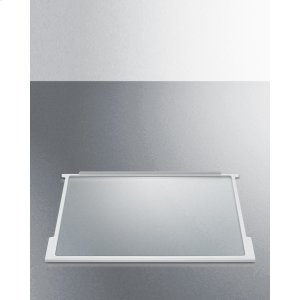 "SummitGlass Shelves for Select 24"" Wide Refrigerators and Freezers"