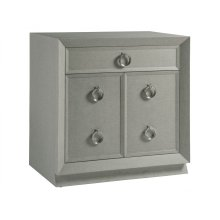 Zeitgeist Linen Hall Door Chest