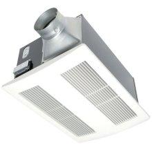 WhisperWarm - Quiet, Fan/Heater Solution, 110 CFM
