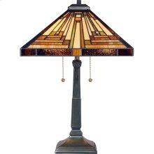 Stephen Table Lamp in Vintage Bronze