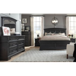LEGACY CLASSIC FURNITURETownsend Arched Panel Bed, Queen 5/0