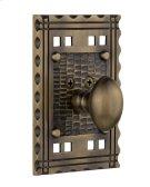 Nostalgic - Single Cylinder Deadbolt Keyed Differently - Craftsman in Antique Brass Product Image