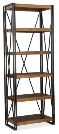 Home Office Rustique Bookcase Product Image