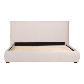 Luzon King Bed Sand