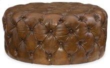 Living Room Hazel Round Ottoman