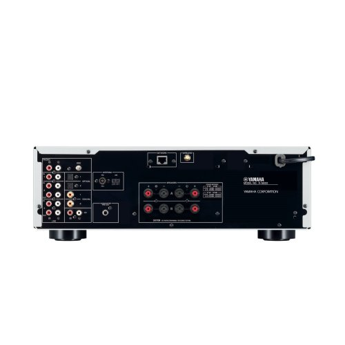 R-N602 Black Network Hi-Fi Receiver