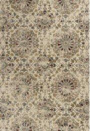 "Bob Mackie Home Vintage 1319 Sand Mosaic 5'3"" X 7'7"" Product Image"