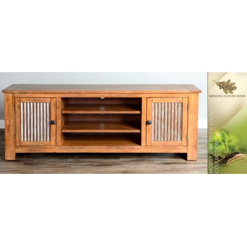 "Mossy Oak 74"" TV Console"