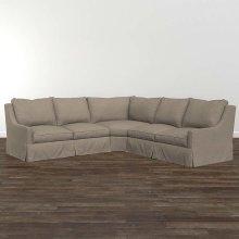 Designer Comfort Bridgewater Custom Sectional
