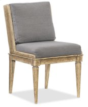 Dining Room Urban Elevation Upholstered Side Chair