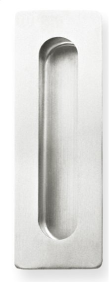 Rectangular Pocket/Cup Pull w/Oblong Opening, US32D