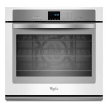 Gold® 5.0 cu. ft. Single Wall Oven with SteamClean Option