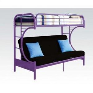 Eclipse Purple T/f/fut Bunkbed