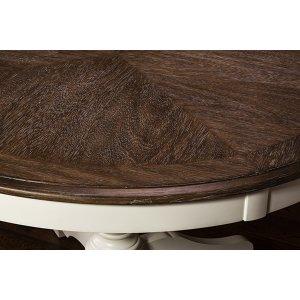 Hillsdale FurnitureBayberry / Embassy 5-piece Round Dining Set - White