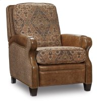 Living Room Brandy Recliner Product Image