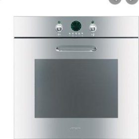 """Single Oven, 60 cm (approx. 24""""), Stainless Steel"""