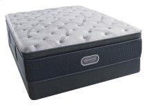 BeautyRest - Silver - Ocean Spray - Summit Pillow Top - Luxury Firm - Full XL