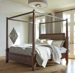 Mardinny - Medium Brown 3 Piece Bed Set (Queen)