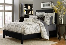 9 pc Queen Comforter Set Cloude
