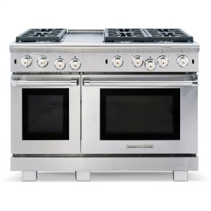 "American Range48"" Performer Ranges Natural Gas"