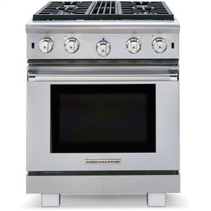 "American Range30"" Performer Ranges Natural Gas"