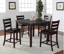 Alexis 5 Pc Dining Set