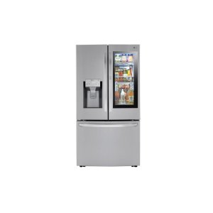 LG Appliances30 cu. ft. Smart wi-fi Enabled InstaView Door-in-Door® Refrigerator with Craft Ice Maker