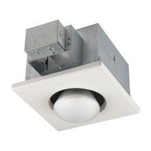 One-Bulb Heater, 1-250W Bulb
