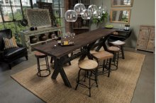 Morella Square Bar Stool