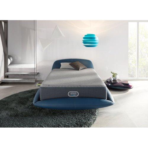 BeautyRest - Silver Hybrid - Cascade Mist - Tight Top - Firm - Cal King