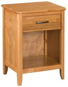 GSP 1-Drawer Pacific Nightstand Product Image