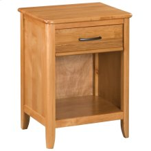 GSP 1-Drawer Pacific Nightstand