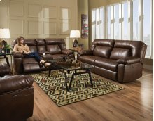 2410 Complete 2 Seat Sofa - ST01 BROWN *PCR*