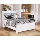Bostwick Shoals - White 3 Piece Bed Set (Queen) Product Image