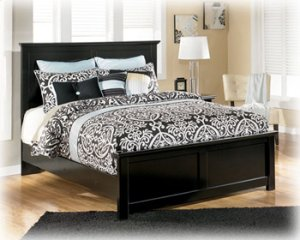 King/California King Panel Bed