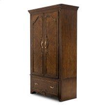 Wardrobe W/drawers