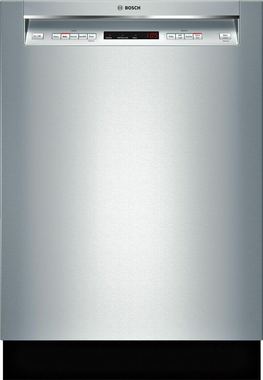 Bosch300 Rec Hndl, 5/4 Cycles, 44 Dba, 3rd Rck - Ss