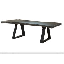 "3"" Table Top, Moro finish"
