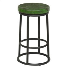 Jaden Counter Stool Green