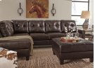 O'Kean - Mahogany 2 Piece Sectional Product Image